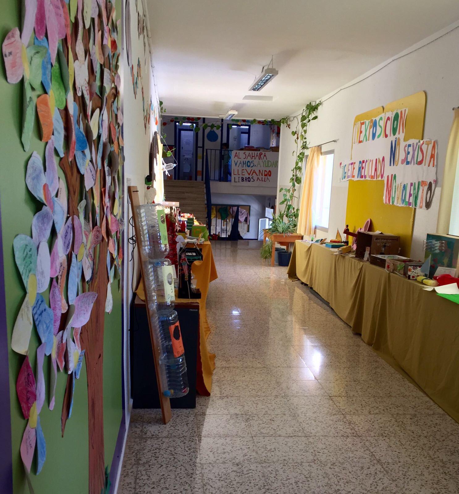 Colegio La Biznaga - Escuela Infantil CON C DE CARIÑO